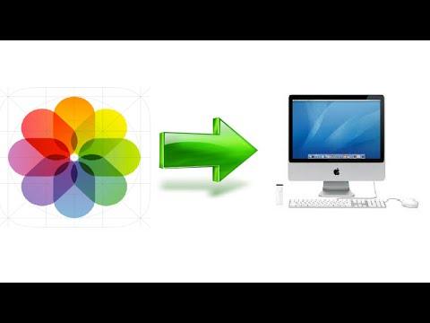 Как передать фото с iPhone на компьютер (PC или MAC)