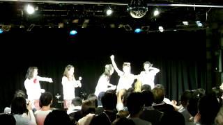 2014年4月29日、ことにパトスで開催されたミルクスの『ミルクスフリーライブ「トレンディバブル魅流駆好〜ランバダまだか?〜」』です。 6曲目終わりのMCその2.