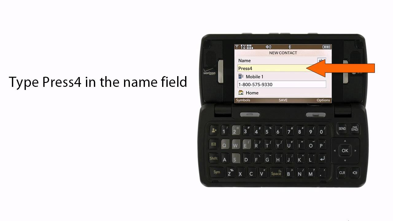 how to set up press4 on your lg vx11000 env touch youtube rh youtube com Reset LG VX11000 Reset LG VX11000