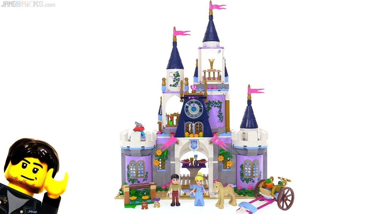Lego Disney Princess Cinderella/'s Dream Castle 41154 NEW