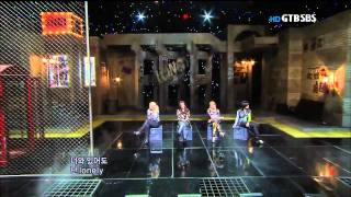[Two-ani Won, Ronny] 110529, It's popular. 2NE1 - Lonely