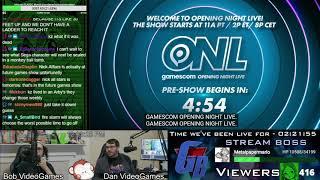 Opening Night Live (2021) for Gamescom!