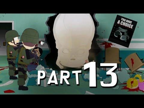 South Park Stick of Truth Walkthrough Part 13 - BOSS KHLOE KARDASHIAN BABY