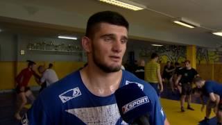 Владислав Ильин (93 кг) - кандидат в сборную Украины на ЧМ-2017 по ММА
