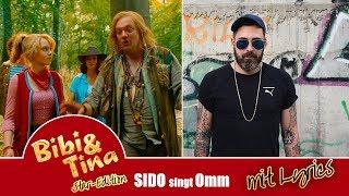 Kult Rapper SIDO Singt Den Song OMM Aus Bibi Tina