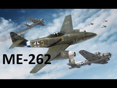İlk Avcı Jeti Messerschmitt Me-262 Hakkında