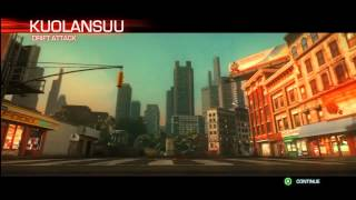 Ridge Racer Unbounded - Gameplay