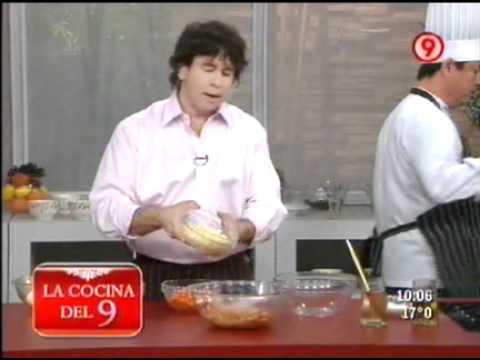 Tarta de at n 1 de 4 ariel rodriguez palacios youtube for Cocina 9 ariel rodriguez palacios facebook