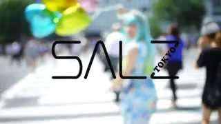 SALZ Tokyo - Up in the sky // A new fashion brand is born