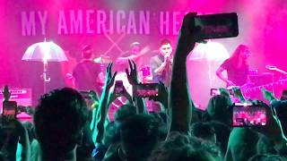 MY AMERICAN HEART October 21, 2017 SAN DIEGO, CA FULL SET