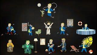 Fallout 4 - Подробно о всех перках ВЫНОСЛИВОСТИ