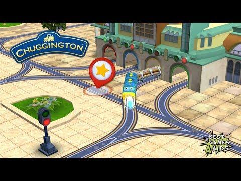 【iPad game app】CHUGGINGTON traintastic adventures PLAY ...