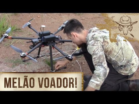 Drone + Balestra = Ideia absurda! - Covil do Lobo Ep.04