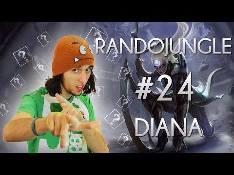 Diana AP, C'EST LE CARRY DE VOTRE VIE - RandoJungle #24