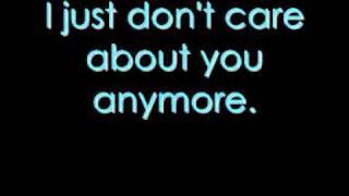 Let It Die - Three Days Grace Lyrics!!