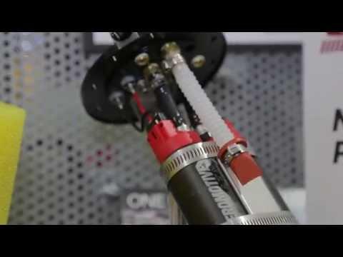 SEMA 2014 - Aeromotive's Dual Phantom Pump Can Support 1,400 Horsepower