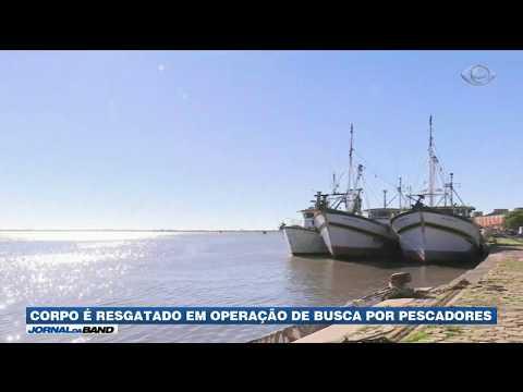 RS: Marinha Resgata Corpo De Pescador Desaparecido