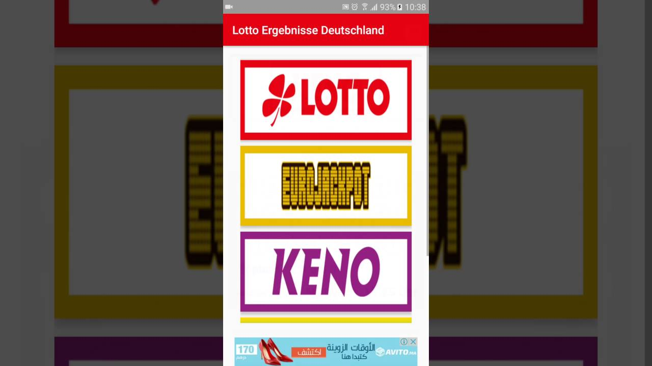 Deutsch Lotto