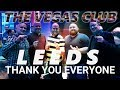 THE VEGAS CLUB AT VICTORIA GATE CASINO LEEDS | THANK YOU EVERYONE