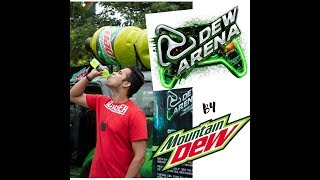 DEW ARENA for Gamers by Mountain Dew 2018 Indore