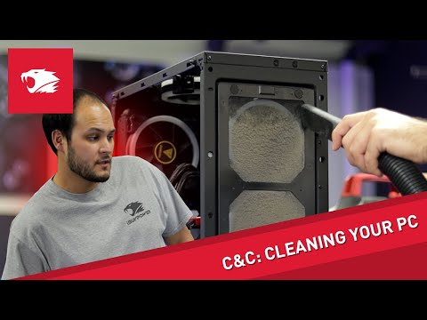 How to Clean Your PC   Computers and Coffee