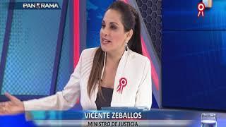 EXCLUSIVO | Vicente Zeballos: