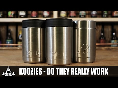 Koozies - Should You Save Your Money?