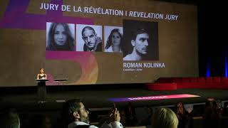 FCAD 2019 - Jury of the 45th edition of the Deauville American Film Festival