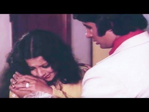 Amitabh Bachchan, Rekha, Do Anjaane - Emotional Scene 30/31
