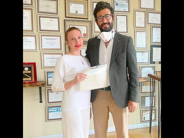 Closed atraumatic rhinoplasty fellowship program by dr. Tas with dr. Viktoria blinova