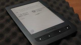 Замена дисплея. Электронная книга PocketBook 626. РЕМОНТ(Ссылок на дисплей нет., 2015-08-19T06:40:01.000Z)