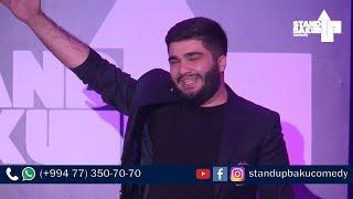 Fuad İsgəndərov (Stand UP Baku 12-ci şou)