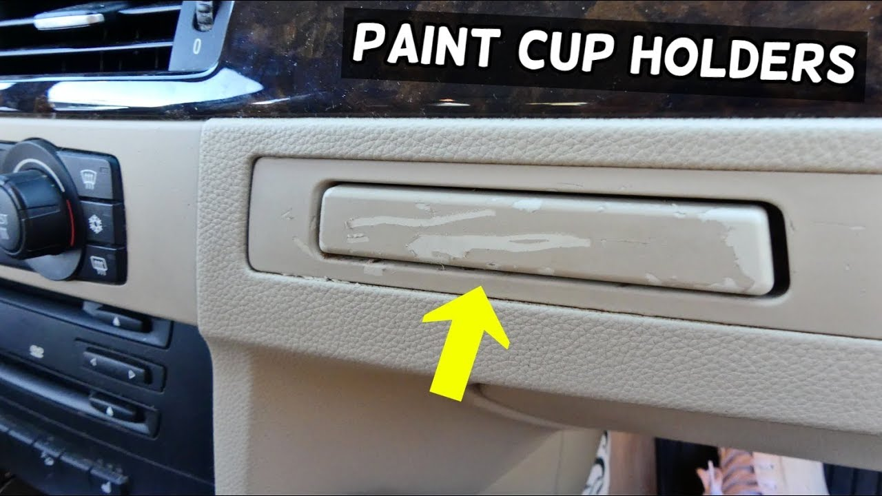 Bmw Interior Paint Peeling Off Fix Paint Interior Youtube