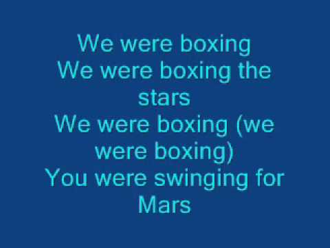 Dark Blue by Jacks Mannequin (w/ lyrics)