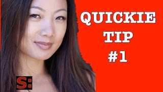 QUICKIE TIP #1: If her texts are confusing... (Dating advice for guys)