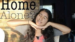 What To Do When Your Home Alone! Thumbnail