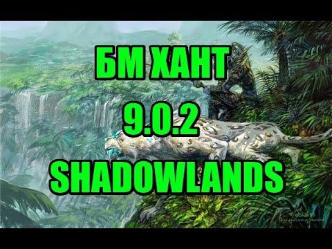 ГАЙД. БМ ХАНТ 9.0.2. WOW SHADOWLANDS.