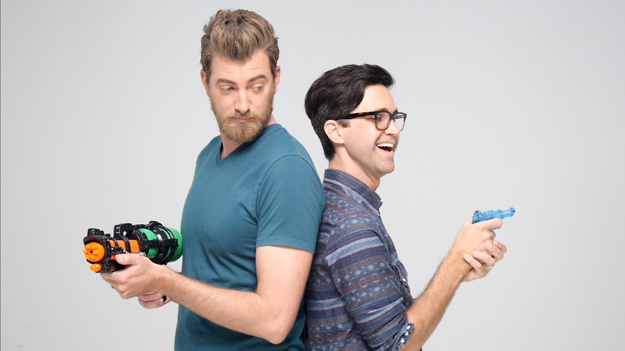 Image result for rhett and link