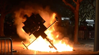 Liberal & conservative students at Berkeley condemn riots