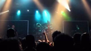 Raubtier - Vittring Live @ Karlskrona Idrottshall 29/11-2012