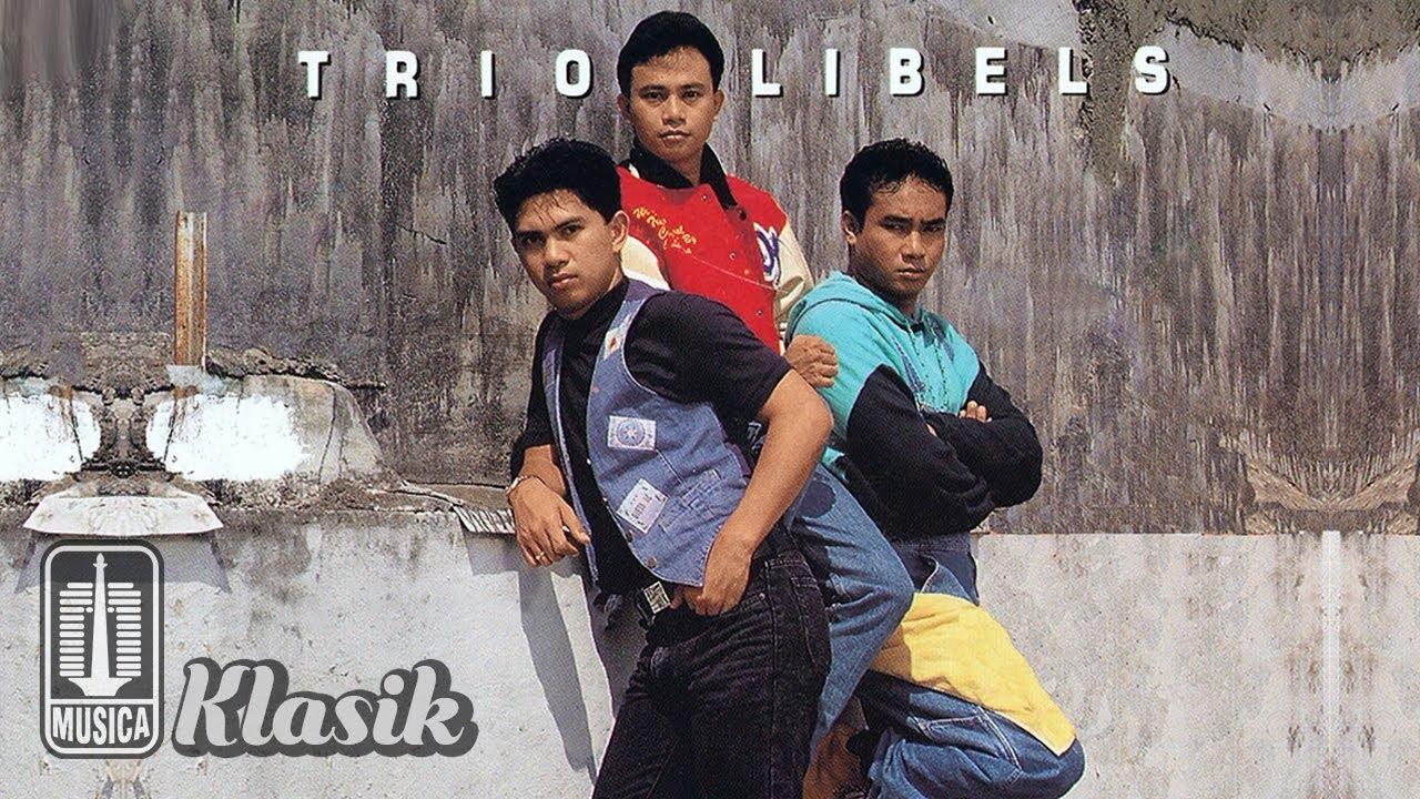 Full Album Trio Libel's - Jerat - Jerat Cinta