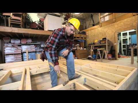 Floor Framing Part 9: Blocking, Cripples, and Joist Hangers