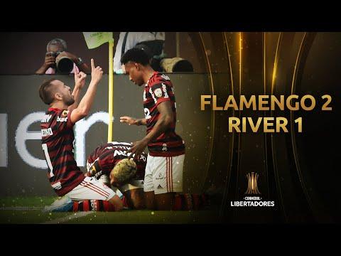 GOLES | Flamengo 2-1 River Plate | FINAL CONMEBOL LIBERTADORES