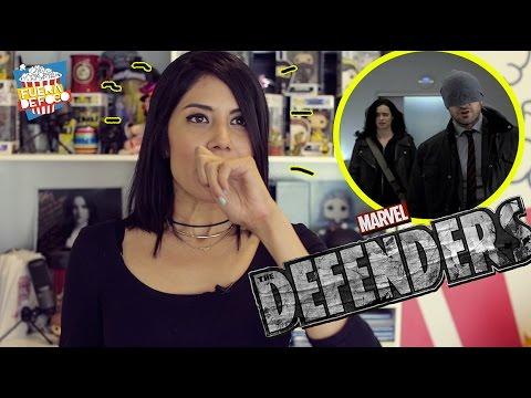 #SinFiltro - DEFENDERS opinión trailer