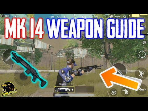 The Ultimate Mk 14 Guide | Weapon Guide | Pubg Mobile |
