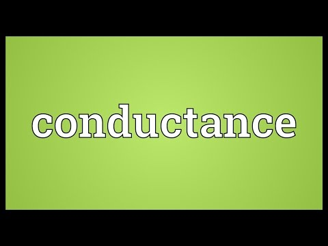 Header of conductance