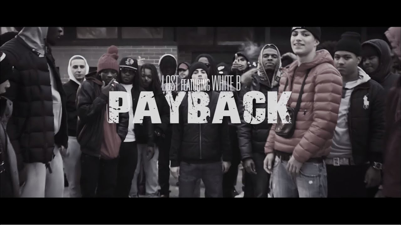 Lost white b payback music video by kevin shayne for Www b b it