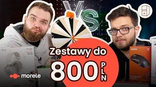 Najlepszy zestaw dla grączy za 800 PLN | Stilgar vs Radyjko! 🖱