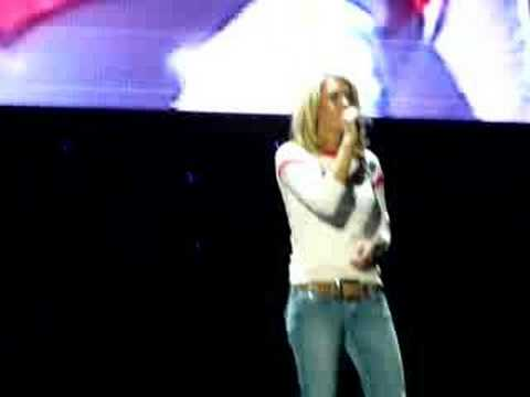 Carrie Underwood Whiskey Lullaby W/Brad Paisley Chicago