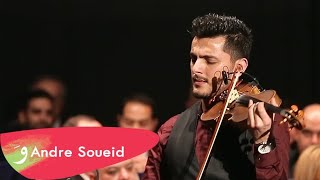Ya Aachikata el Wardi يا عاشقة الورد  - Andre Soueid with the Lebanese Oriental Orchestra